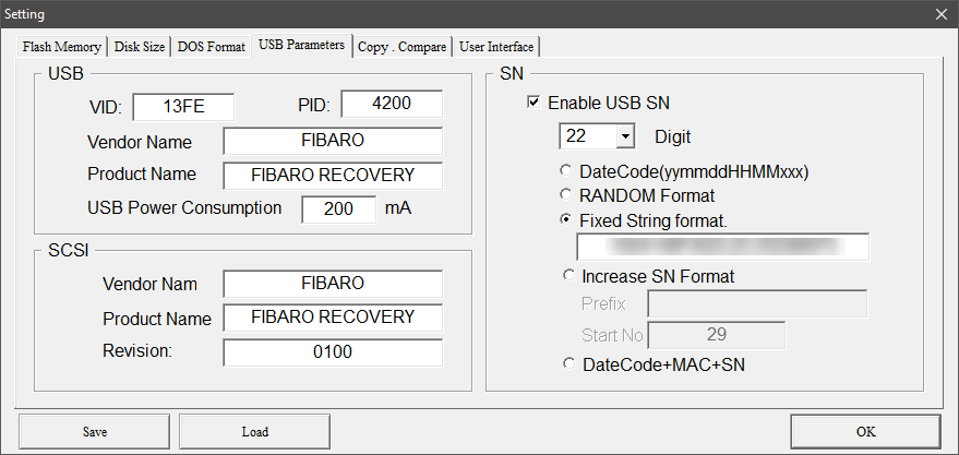 How to repair a corrupted/broken Fibaro HC2 Recovery USB Key